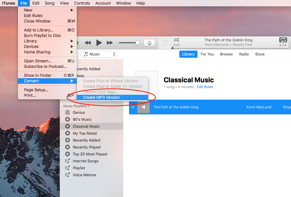 How to convert m4a to mp3 on Mac | Handy Theme